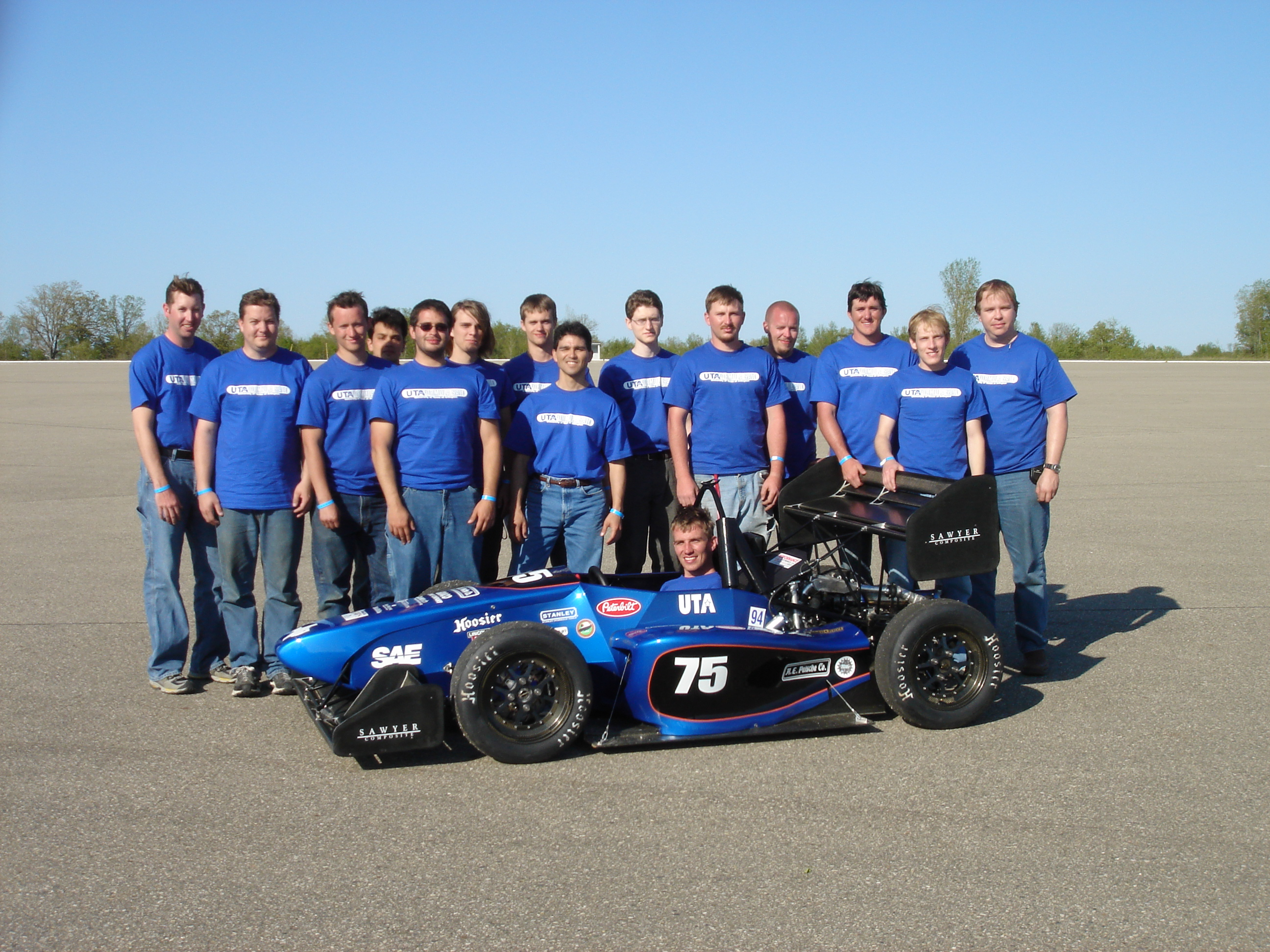 Legacy – UTA Racing Formula SAE Team