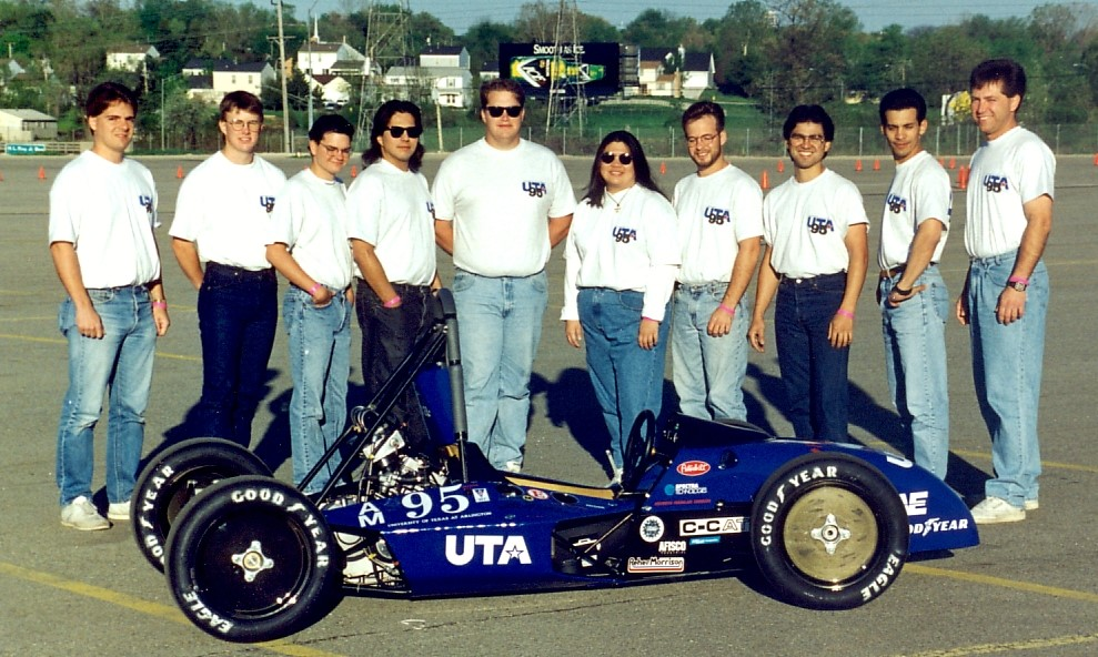 Legacy – UTA Racing Formula SAE Team